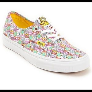 The Beatles x Vans Authentic Yellow Submarine Shoe